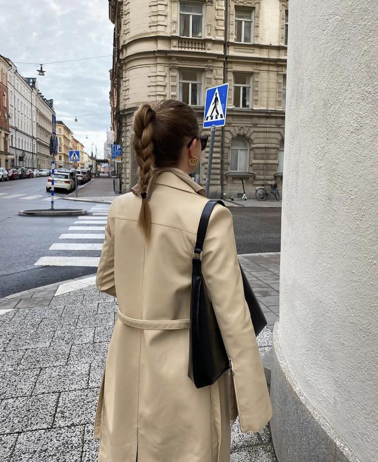 street style, chic elegant, and fashion style mode image