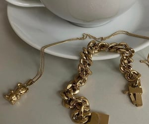 necklace, bracelet, and accessories image