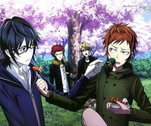anime, anime boys, and k project image