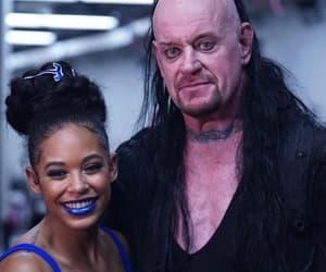 wwe, the undertaker, and bianca belair image