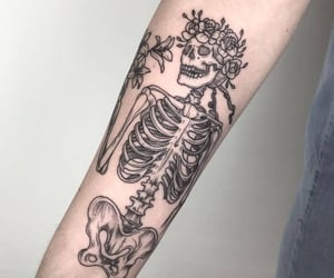 arm, arm tattoo, and inspo image
