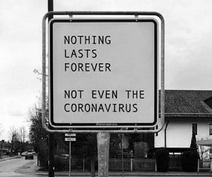 quotes, coronavirus, and life image