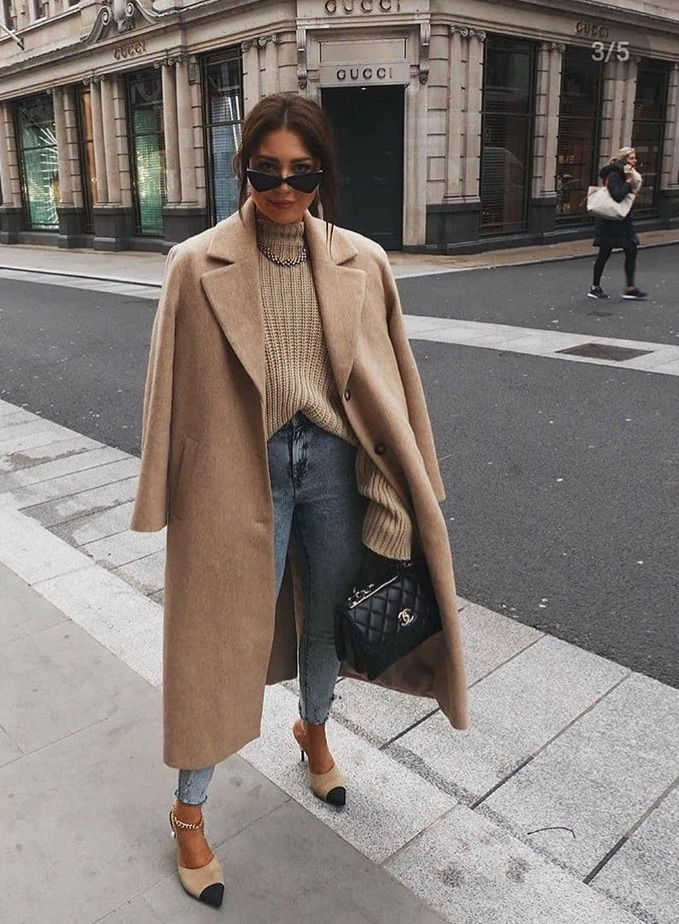 outfit, chanel, and fashion image