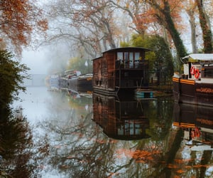 French canal by Etolom Mazna