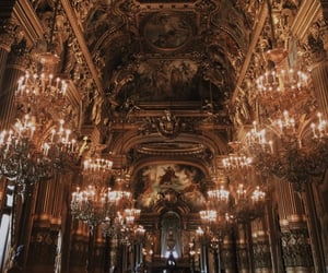 art, ceiling, and europe image