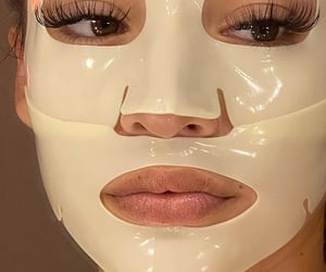 face mask and skincare image