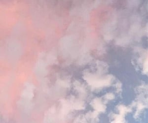 sky, pink, and wallpaper image
