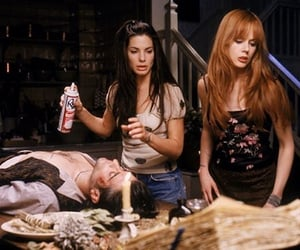 Practical Magic, 90s, and movie image