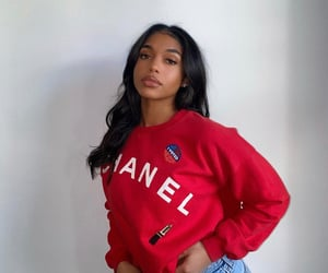 chanel, baddie, and lori harvey image