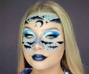 dark makeup, makeup, and instagram makeup artist image