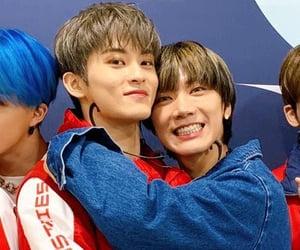boys, kpop, and mark image