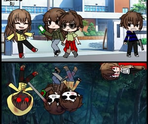 au, edit, and marble hornets image