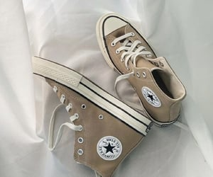 sneakers, converse, and shoes image