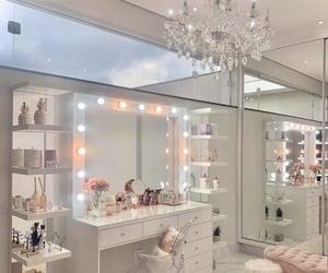 makeup, bedroom, and home image
