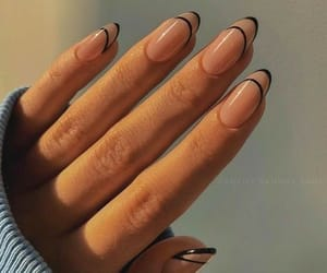nails, style, and aesthetic image