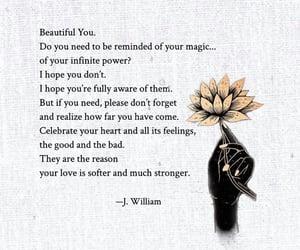 beautiful, magic, and poets image