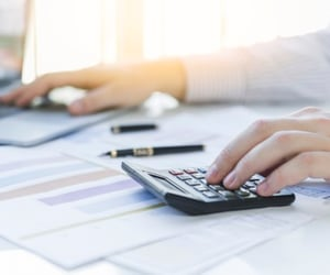 cost accounting, account management, and buisness management image