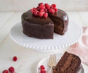 cafe, chocolate, and food image