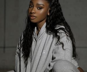 model and normani image