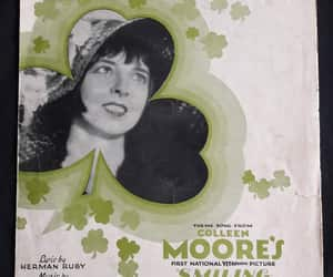 colleen moore, st patricks day, and art projects image