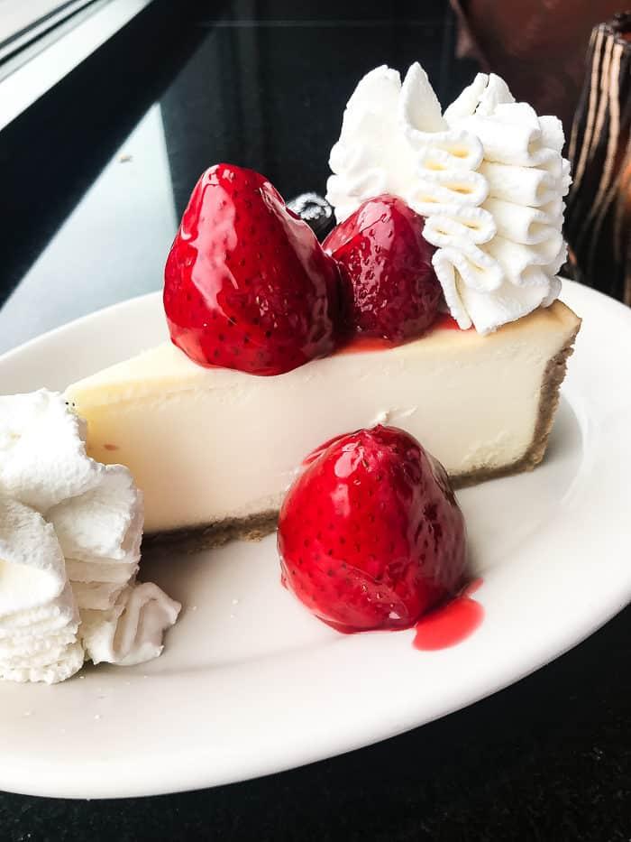 cake, food, and fruit image