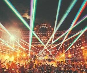 music festival, aesthetic, and alternative image