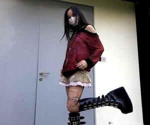 fashion inspiration, punk fashion, and y2k image