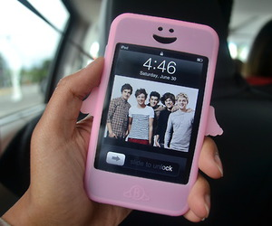 cool, iphone, and one direction image