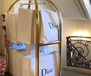 dior, fashion, and luxury image
