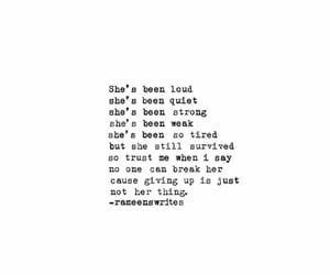 aesthetic, deep, and her image