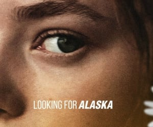 looking for alaska and tv show image