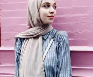 dress, fashion, and islam image
