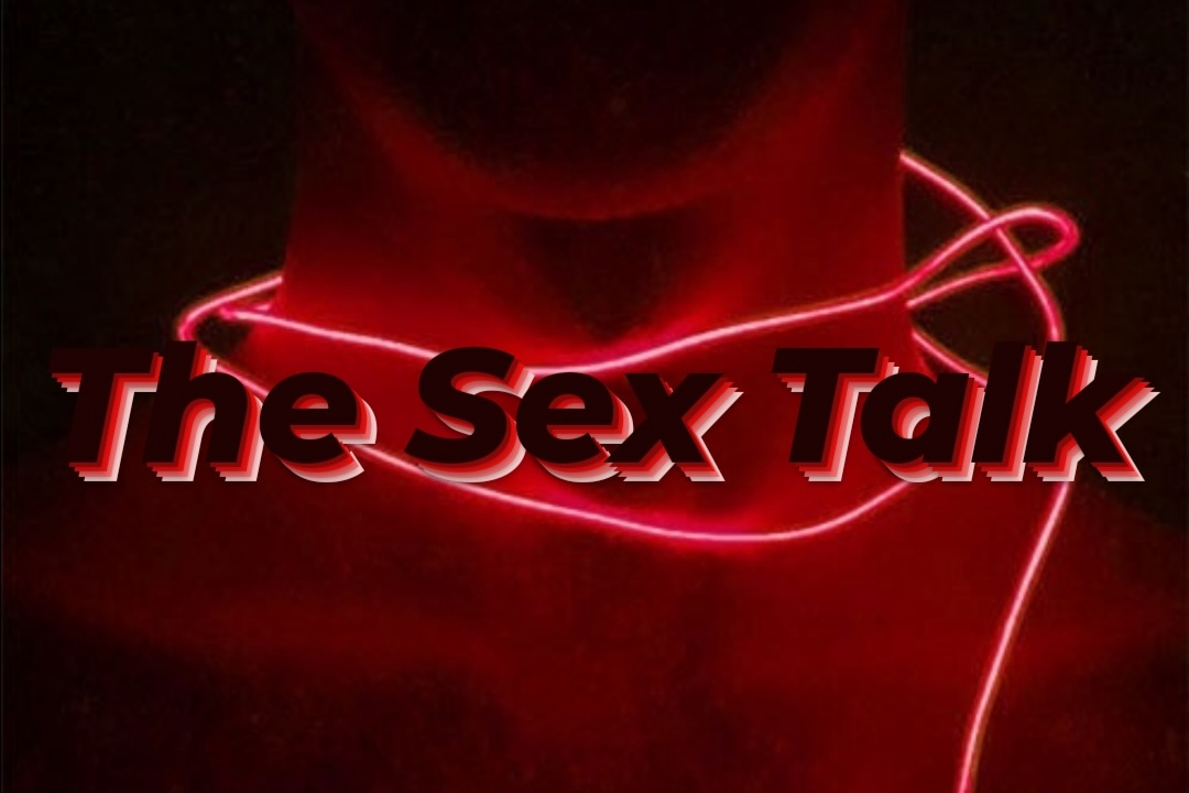 first time, sex, and sex talk image