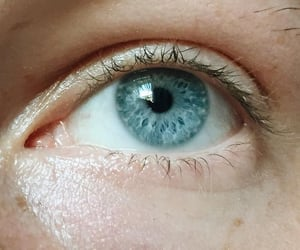 blue, eyes, and ocean image