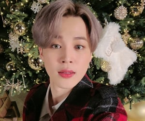 christmas, lovely, and selfie image