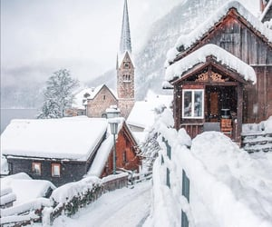 Christmas vacation in Hallstatt, Austria. (via Instagram) Go check my gallery called 'winter things' I upload images every day