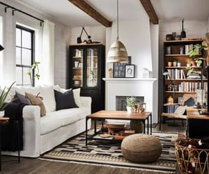 ikea and living room image