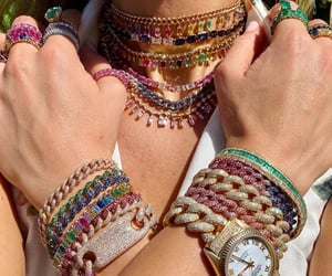 accessories, aesthetic, and bijoux image