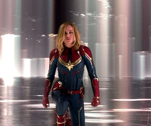 Avengers, gif, and captain marvel image