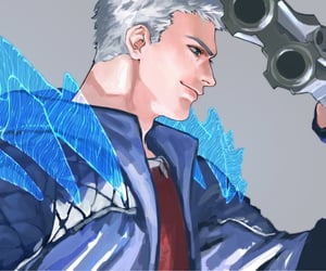 dmc, dmc5, and devil may cry image
