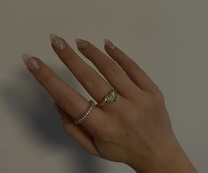 aesthetic, archive, and nails image