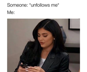 meme and unfollow image
