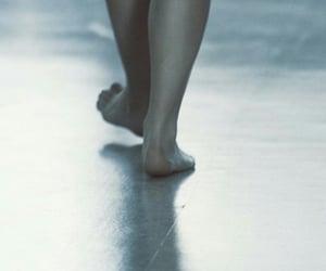 aesthetic, feet, and tw image