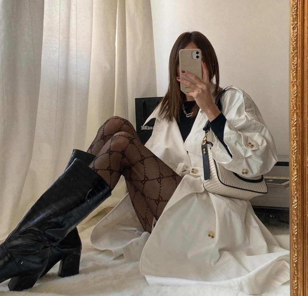 accesories, black, and boots image
