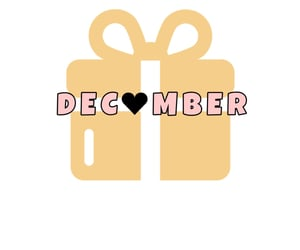 New month December