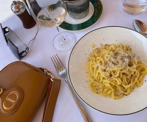enjoy, food, and italy image