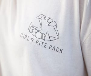 cool, shirt, and female image