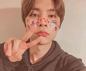 johnny, fliter, and nct image