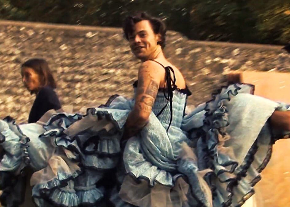 Harry Styles, styles, and vogue image