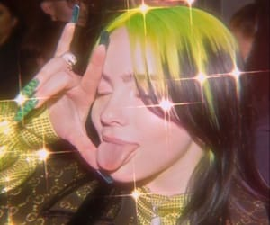billie, music, and fashion image
